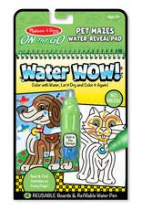 Melissa & Doug Water Wow! - Pet Mazes