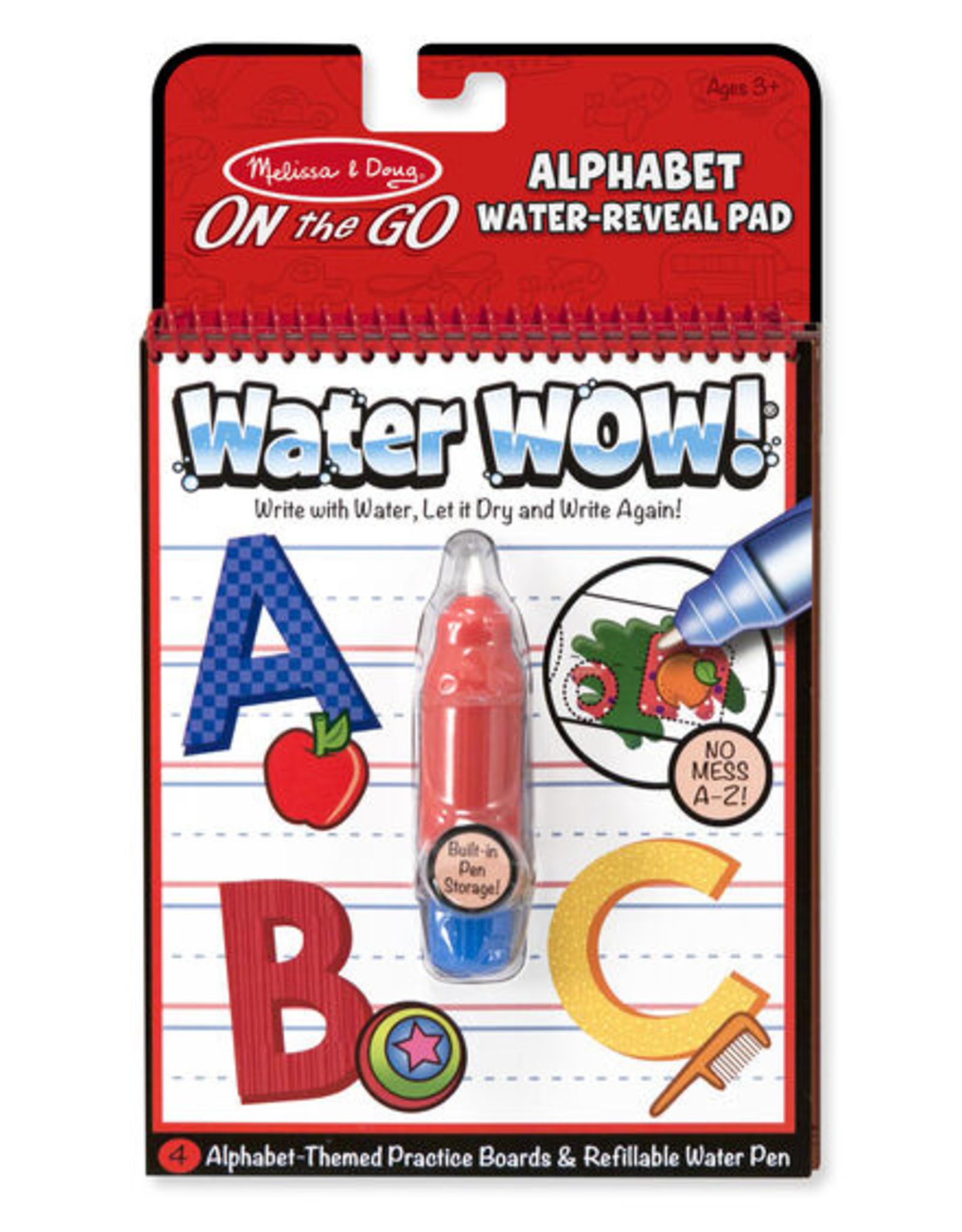 Melissa & Doug Water Wow! - Alphabet