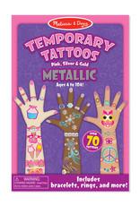 Melissa & Doug My First Temporary Tattoos-Pink