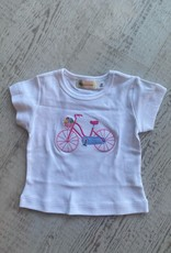 Luigi Kids Flower Bicycle Tee