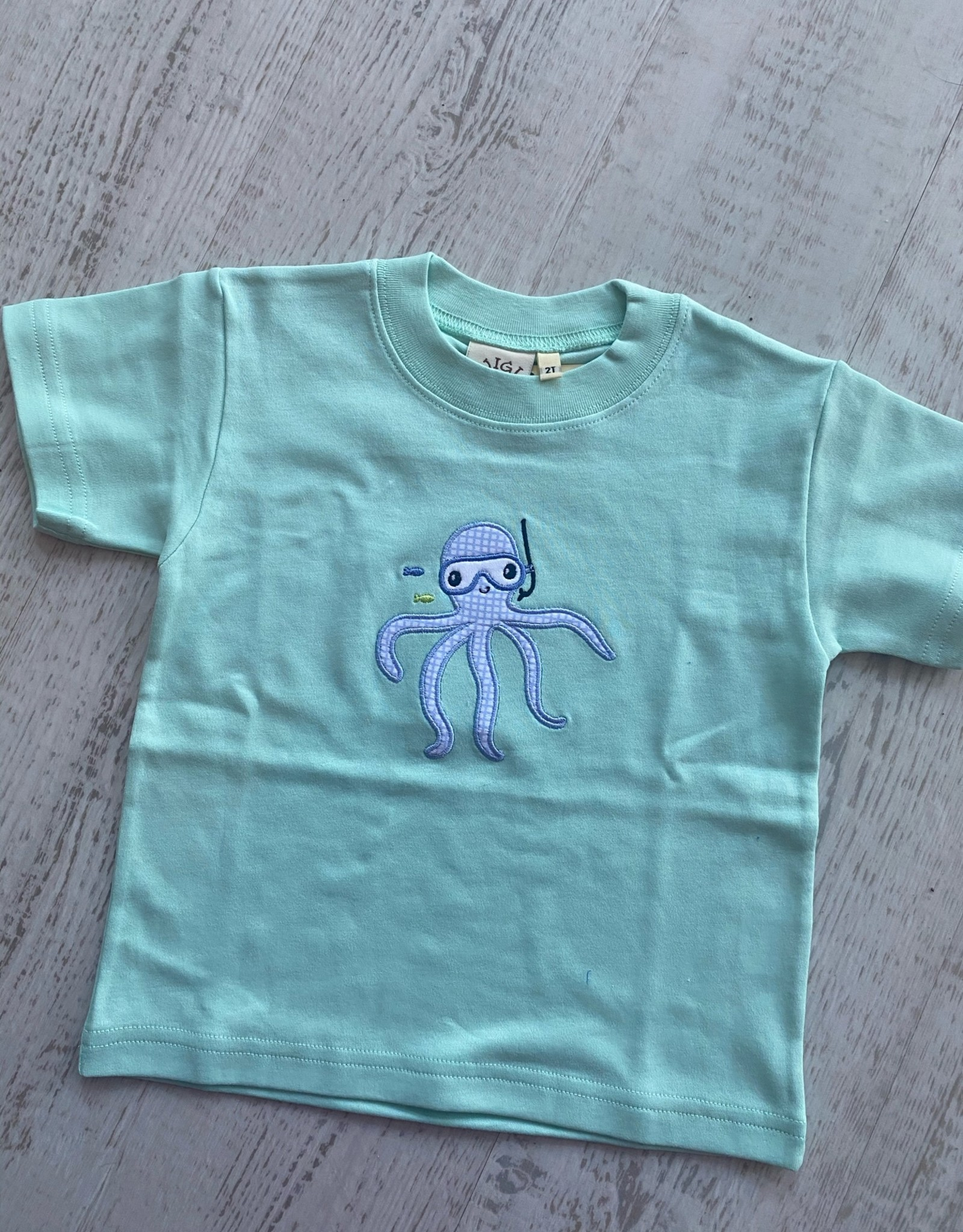 Luigi Kids Snorkle Octopus