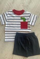 Luigi Kids Jersey Shorts