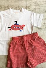 Luigi Kids Submarine T-shirt