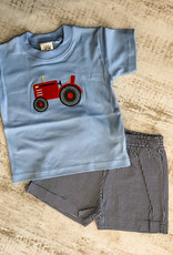 Luigi Kids Gingham Shorts