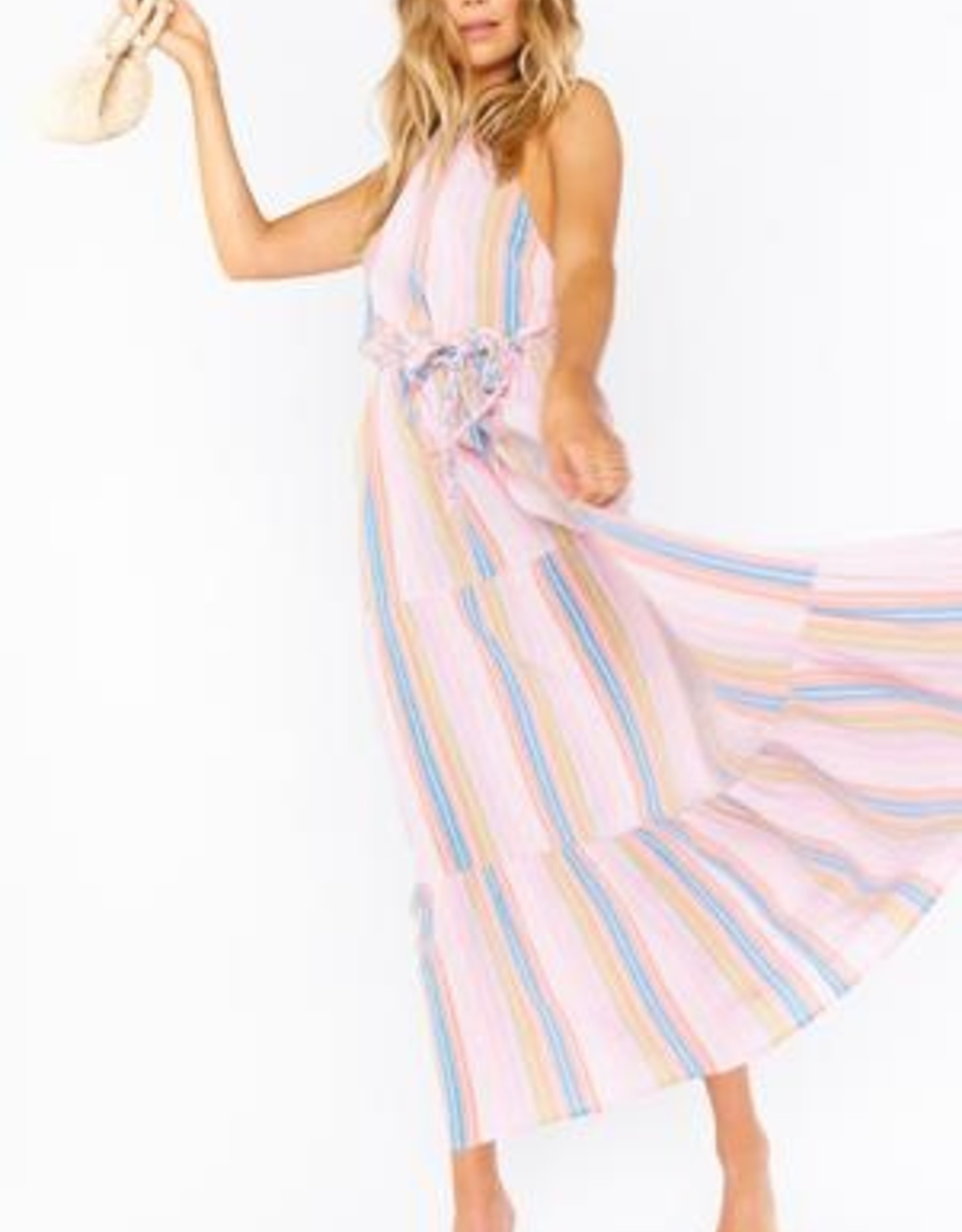 Show Me Your Mumu Isabella Maxi Dress