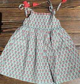 Almirah Dress Maple