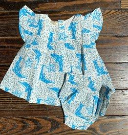 Almirah Short Dress Abby