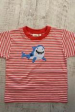 Luigi Kids Stripe S/S T-Shirt