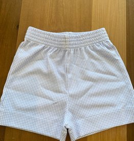 Luigi Kids Gingham Shorts