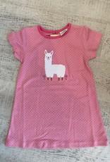 Luigi Kids Print A-Line Dress