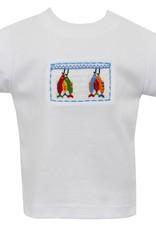 Anavini S/S White T-Shirt