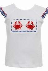 Anavini Girl White T-Shirt