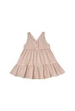 Rylee + Cru Striped Ruby Swing Dress
