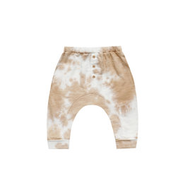 Rylee + Cru Tie Dye Slub Baby Pant