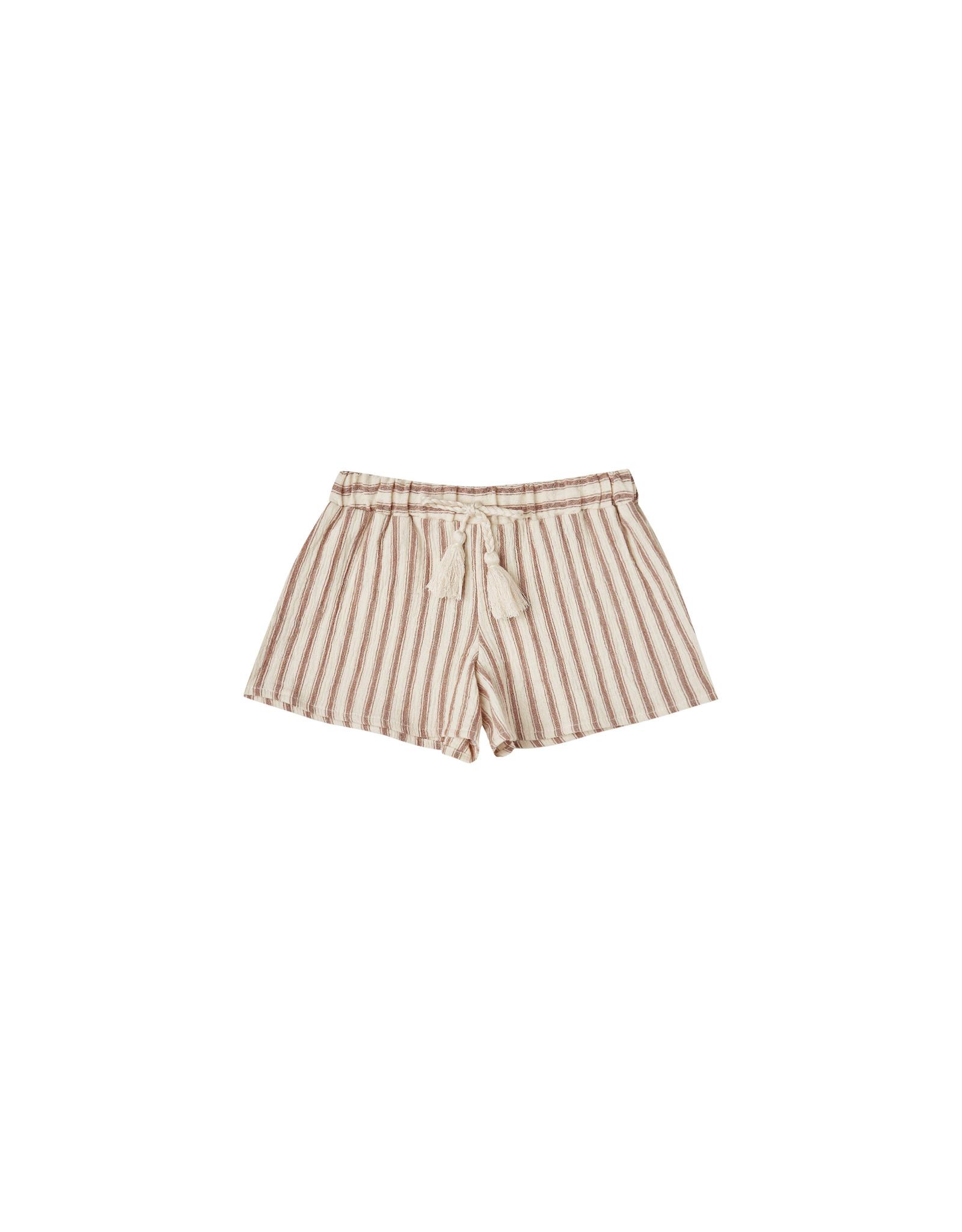 Rylee + Cru Striped Solana Short
