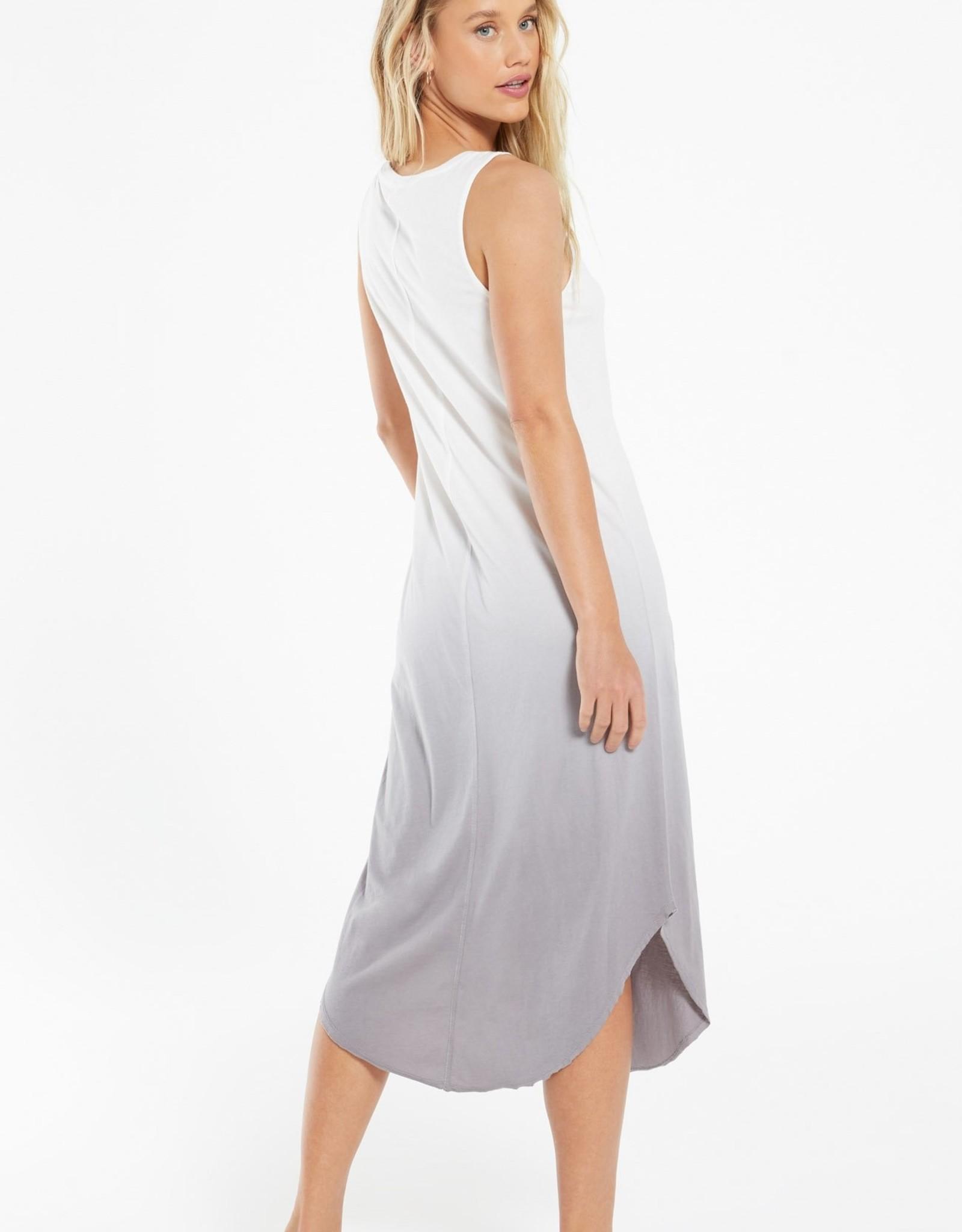 Z Supply Reverie Scoop Dip-Dye Dress