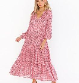 Show Me Your Mumu Birdie Maxi Dress