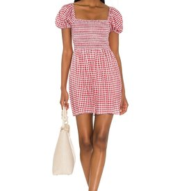 Show Me Your Mumu Bixby Mini Dress