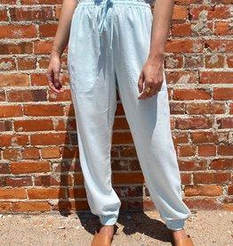 Bella Dahl Paper Bag Waist Jogger