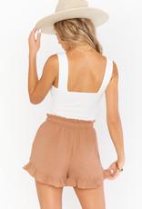 Show Me Your Mumu Rockie Ruffle Shorts