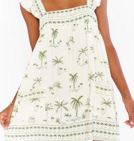 Show Me Your Mumu Suns Out Mini Dress
