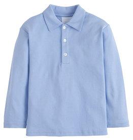 Little English Long Sleeve Polo