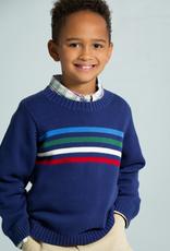 Little English Intarsia Sweater