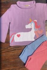 Luigi Kids Unicorn Love Sweater