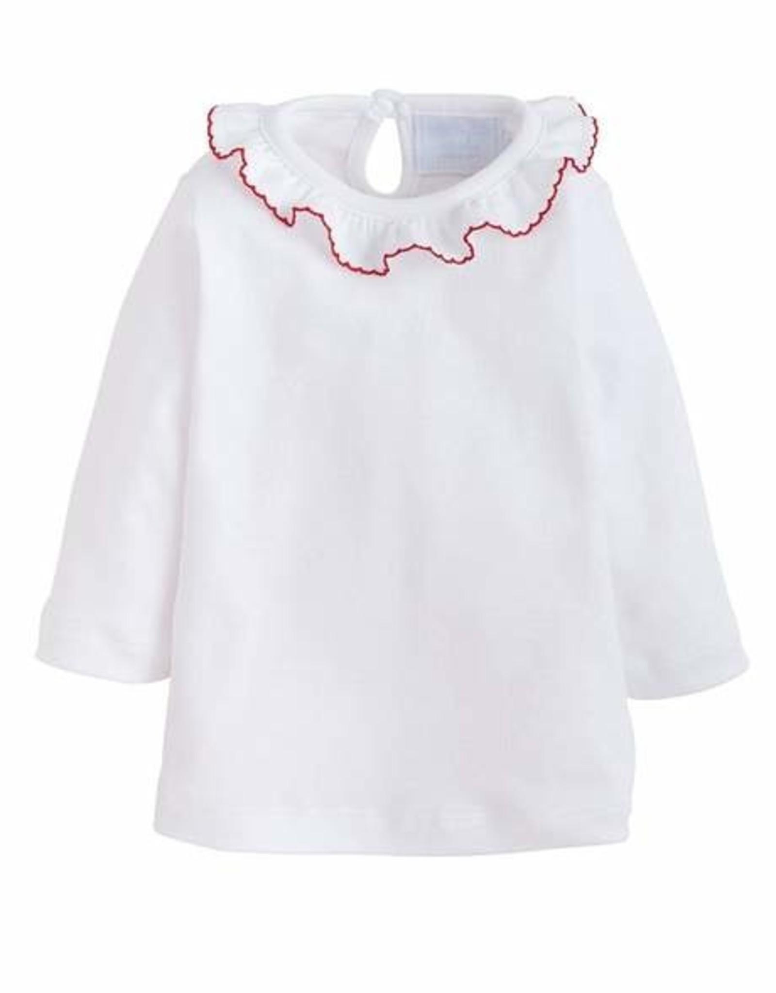Little English Caroline Knit Blouse