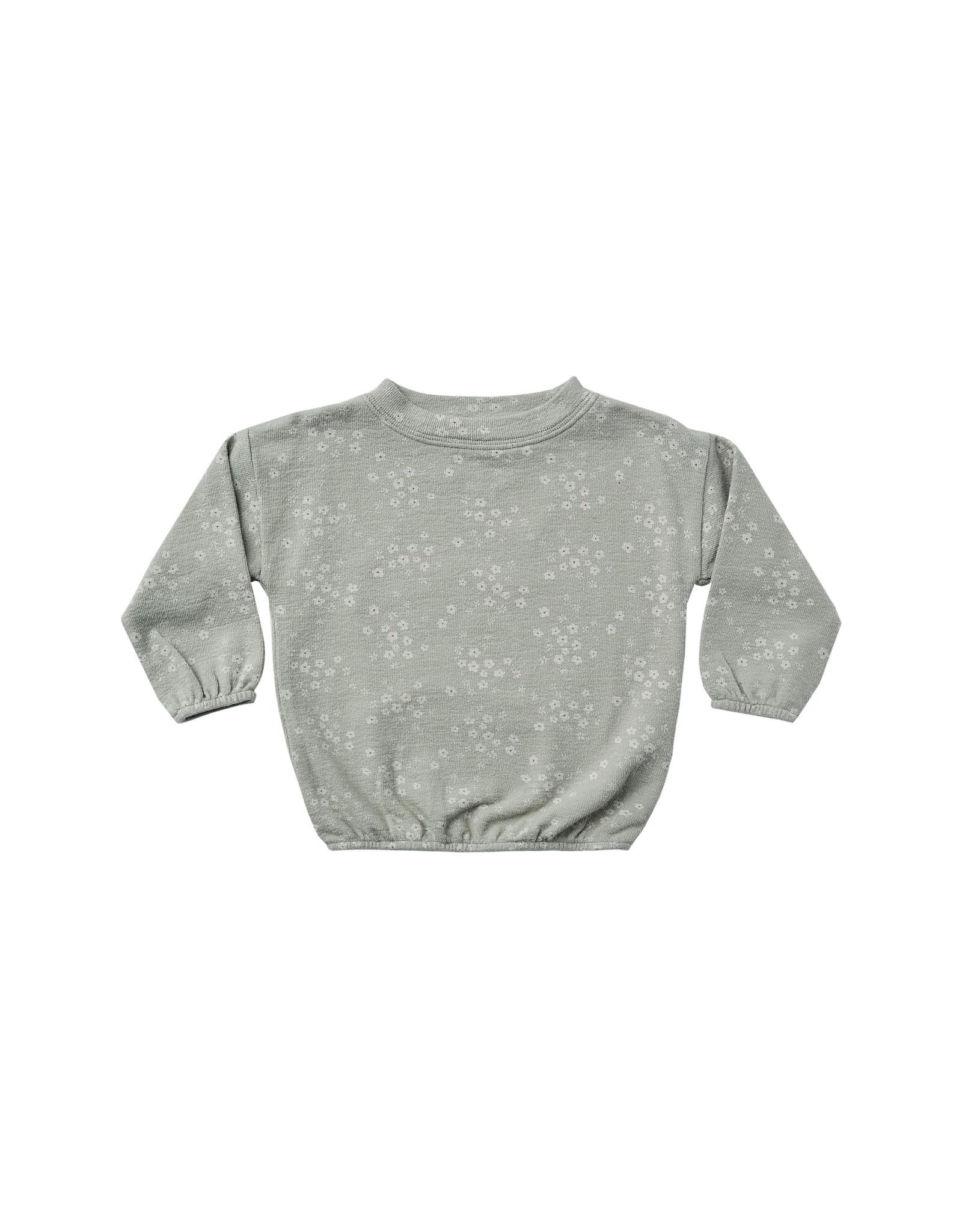 Rylee + Cru Slouchy Pullover