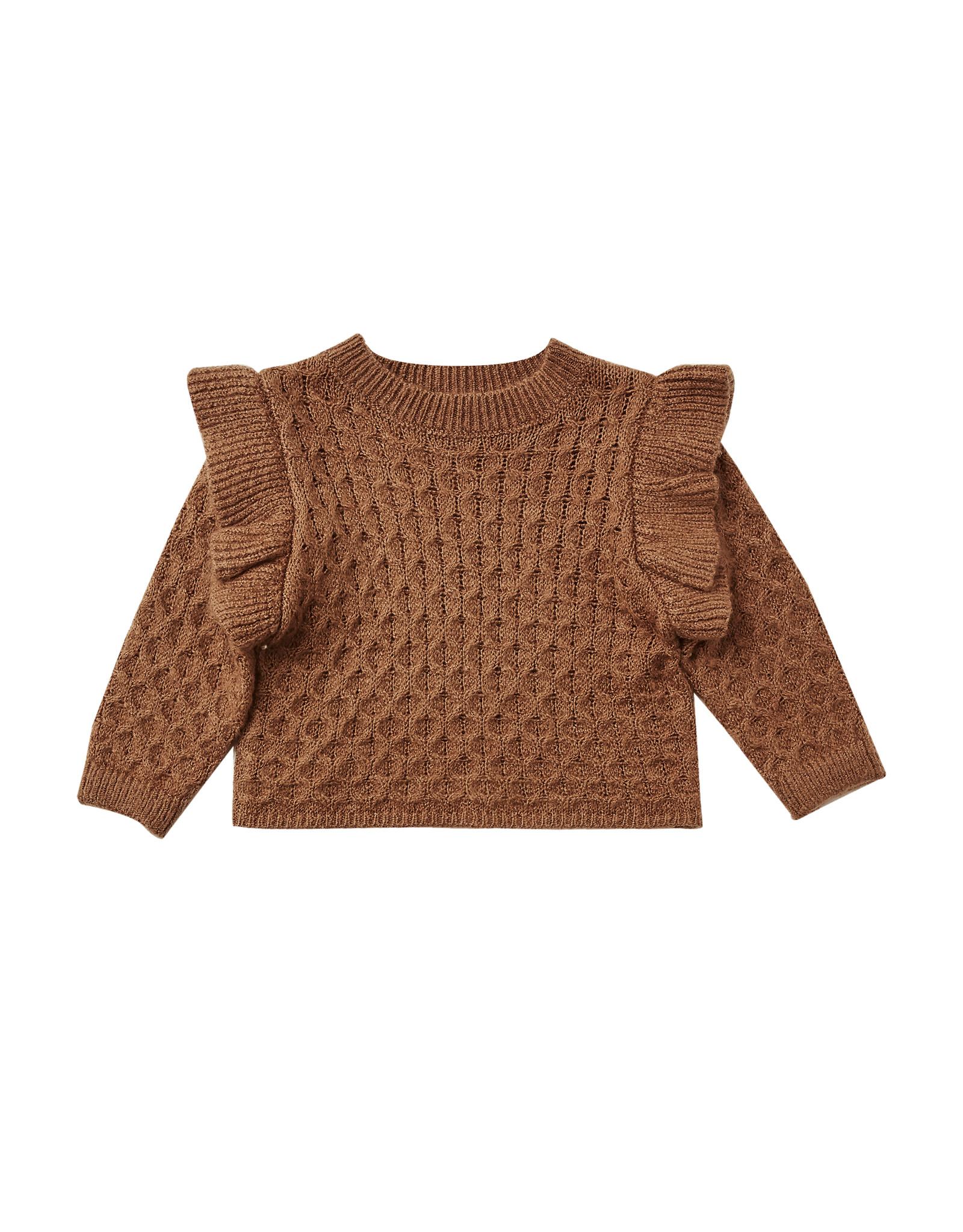 Rylee + Cru La Reina Sweater