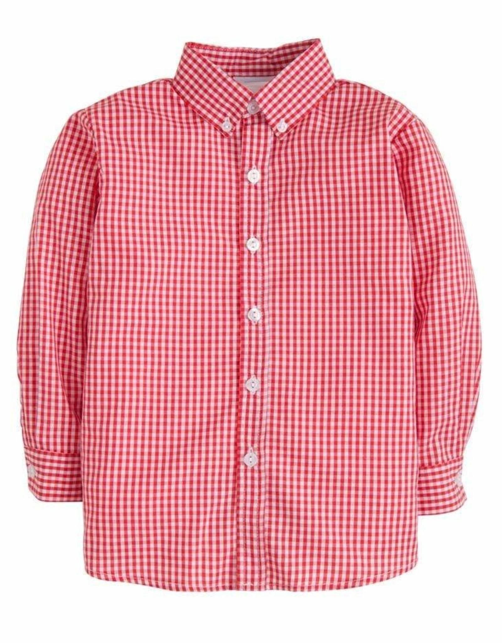 Little English Button Down Shirt
