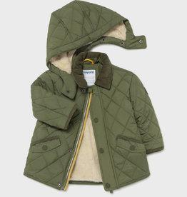 Mayoral Little Detective Padded Coat