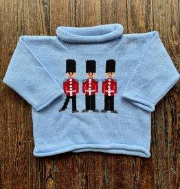 Luigi Kids Three Toy Soldiers Sweater