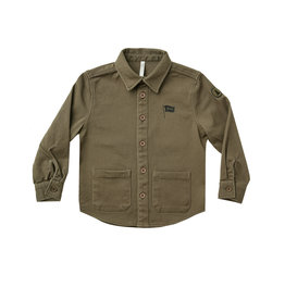 Rylee + Cru Collared Shirt