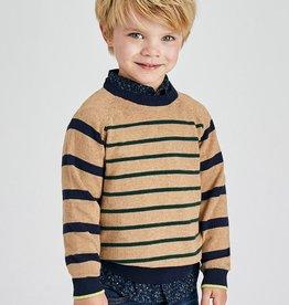 Mayoral Sam Stripe Sweater