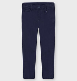 Mayoral Pique Skinny Chino Trousers