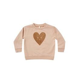 Quincy Mae Fleece Sweatshirt