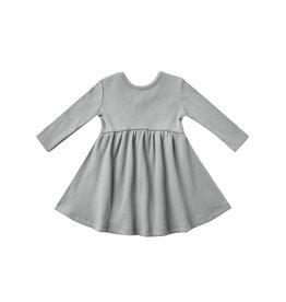 Quincy Mae Ribbed Longsleeve Dress