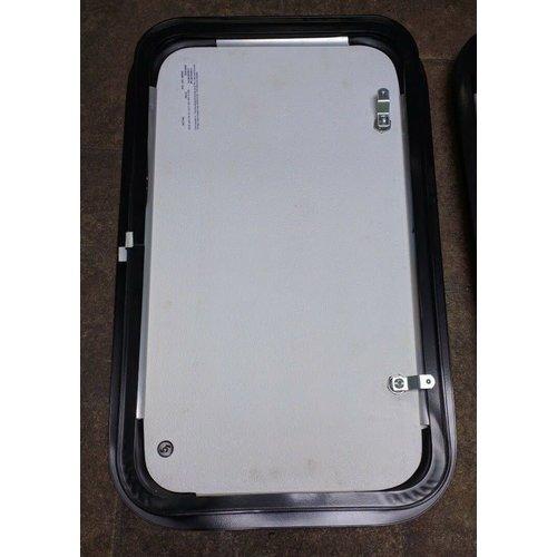 Lippert Components 25 x 15 Baggage Door Tan w/ Black Trim