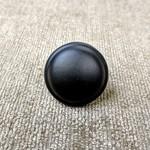 Global Link Matte Black Cabinet Drawer Knob