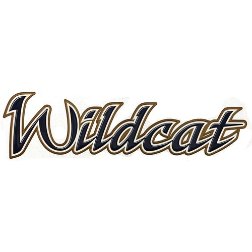 Unbranded Large Wildcat Decal