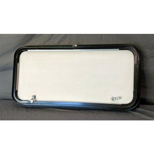Lippert Components 32 x 15 Baggage Door Tan w/ Black Trim