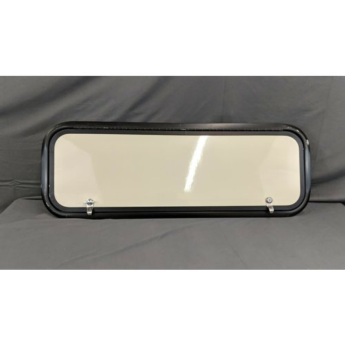 "Lippert Components 36"" x 12"" Baggage Door Tan w/ Black Trim"