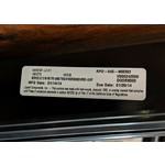 "Lippert Components 26.5"" x 72"" Radius Entry Door RH Tan w/ Black Trim"