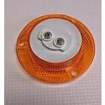 "Optronics Inc. 3"" Round Amber Clearance Light"