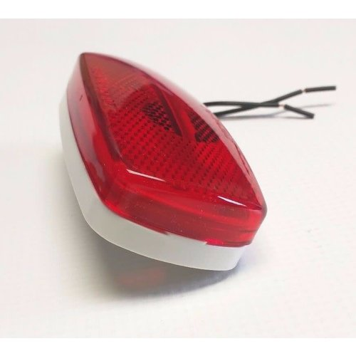 Optronics Inc. Red Clearance Light