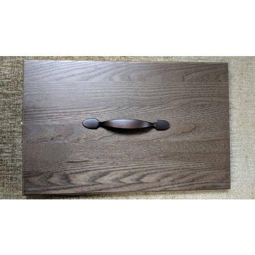 """Decorite 3"""" Oil Rubbed Bronze Spade Cabinet Pull"""