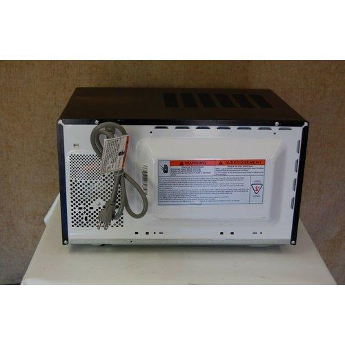 High Pointe Black 1.0 CU FT 900-Watt Built-In RV Microwave