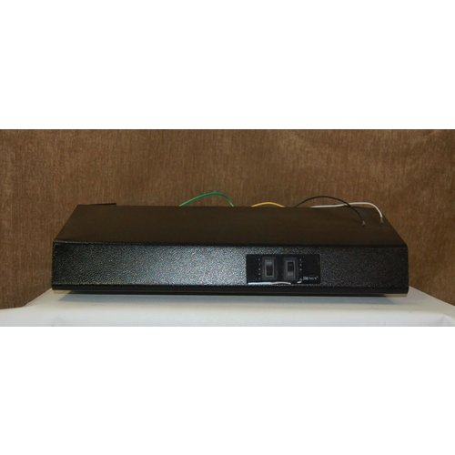 "Heng's Industeries 20"" Black Ducted RV Range Hood"